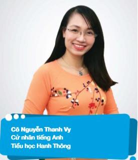 Giáo viên siêu trí nhớ học đường Cô Nguyễn Thúy Thanh Vy