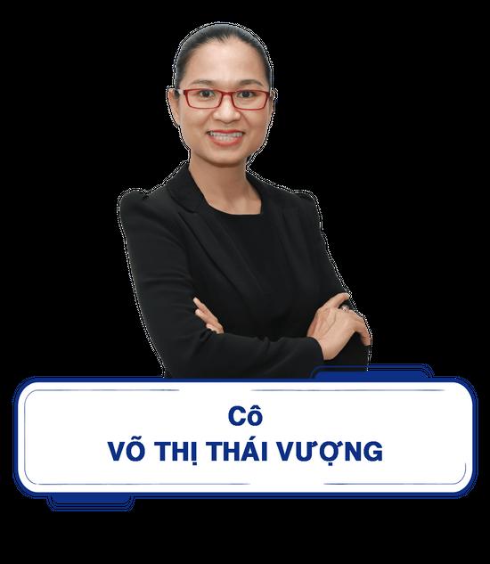 Giao viên siêu trí nhớ học đường Cô Võ Thị Thái Vượng
